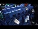 200KW 250KVA China Yuchai YC6MK350L-D20 Diesel Generator Set Blue Genset