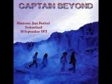 Captain Beyond - Live Montreux Jazz Festival 1971