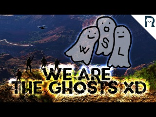Scariest Ghosts in the Universe - Lirik Stream Highlights 9 ft. Giantwaffle and Strippin