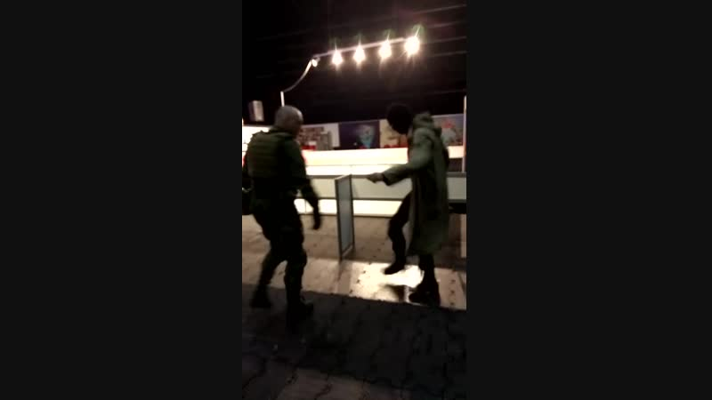 UniCon Game Expo Minsk Вояка против Бандита