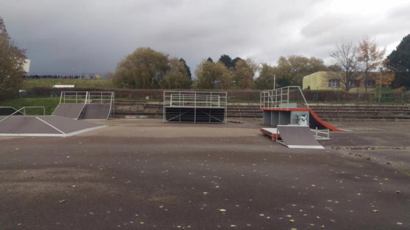 Skatepark Koszalin
