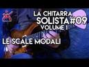 09 Le scale le scale modali La Chitarra Solista Vol 1 VOW Massimo Varini