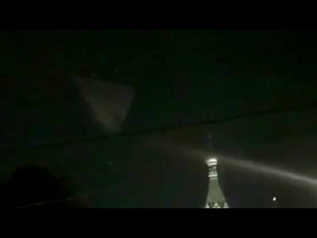 UFO Pyramid over Moscow! 12/09 (AMAZING FOOTAGE!) - Colafeed