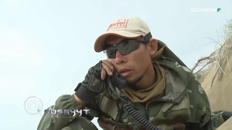 21.10.2018 – Aqsaýyt (Ақсауыт) - Стратегиялық маңыздағы «Батыс-2018» командалық штабтық жаттығуы