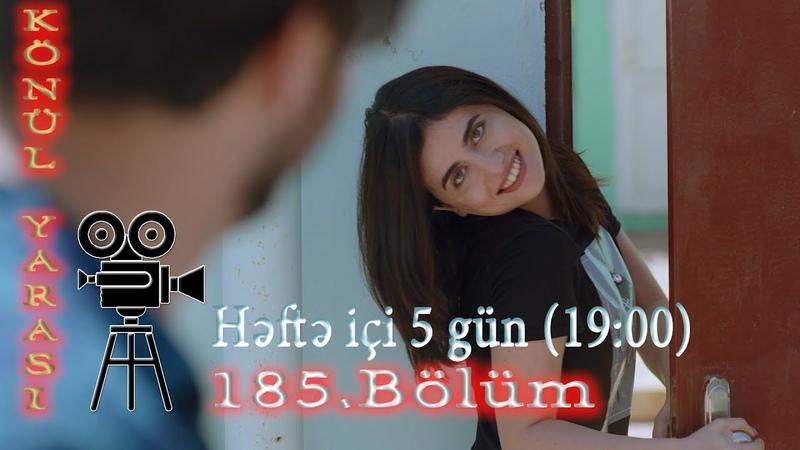 Könül yarası (185-ci bölüm) - TAM HİSSƏ