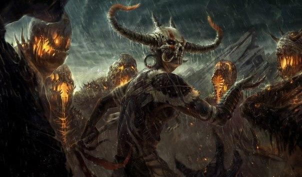 ????Подборка лучших фильмов про демонов.
