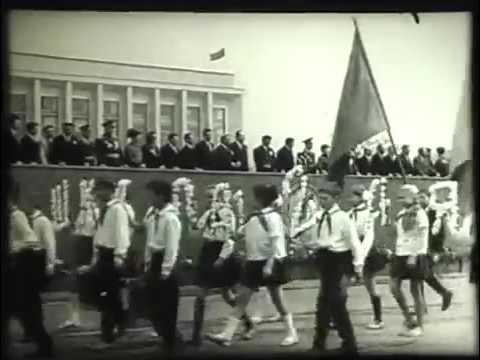 Днепродзержинск в 1970 году Днепродзержинская кинохроника №1 СССР