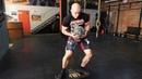 Виктор Блуд - Невозможный Подъём Балансборд Ядро 50кг