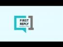 Тест на беременность Первый ответ