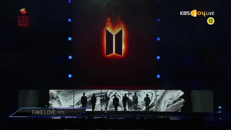190115 서울가요대상(Seoul Music Awards) 방탄소년단(BTS)