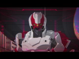 Active Raid: Kidou Kyoushuushitsu Dai Hakkei 12 серия END русская озвучка Zunder / Активный рейд:Мобильная боевая дивизия 12