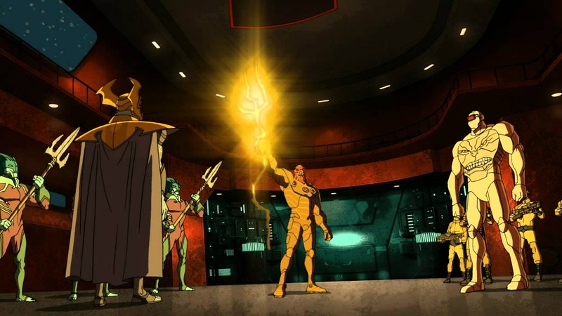 Команда Мстители - На глубине - Сезон 1, Серия 13   Marvel