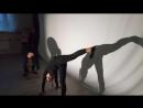 Учимся делать жирафа. Детский театр Танца и СветоТени Plazma . Студия Пируэт. Петрозаводск.