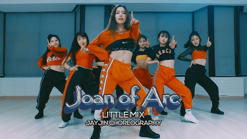 (LIVE SOUND) Little Mix - Joan of arc JayJin Choreography