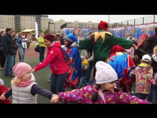 Славянская Ярмарка в Парке Озеро Долгое 2017 год!
