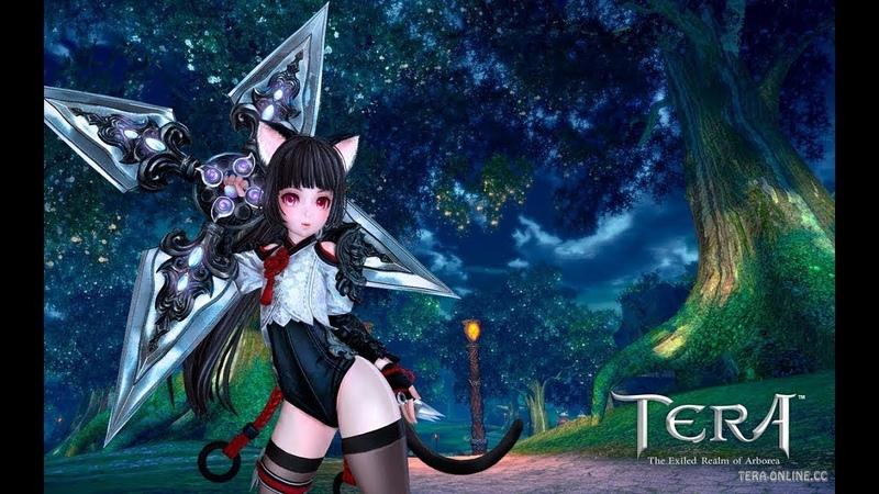 Подсел на игру Tera Online