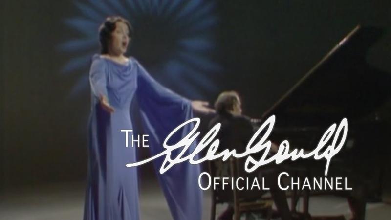 Glenn Gould Hindemith Das Marienleben op 27 OFFICIAL