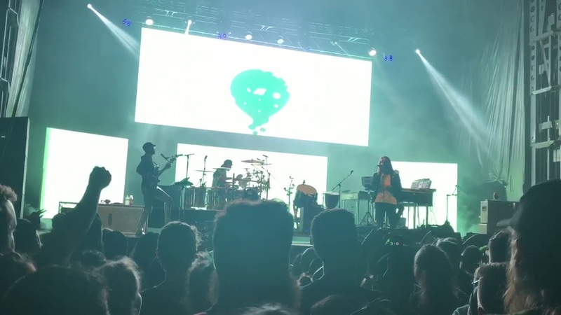 Incubus - Anna Molly (Live At Riot Fest In Chicago's Douglas Park)