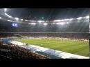 Стадион ревет Путин хуйло! Матч Динамо Киев Шахтер Донецк 17 04 14 Луганск