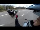 Стантуха на скутере от Горшка БАЛАНСНЫЙ ПАРЕНЬ