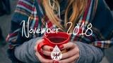 IndiePopFolk Compilation - November 2018 (1