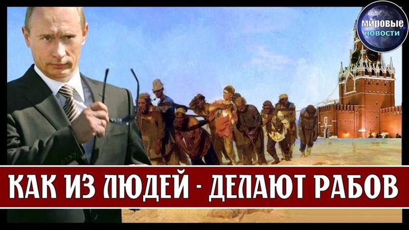 ЦАРЬГРАД ПОСЧИТАЛ КОЛИЧЕСТВО НАЛОГОВ, КОТОРЫЕ ПЛАТЯТ РОССИЯНЕ!