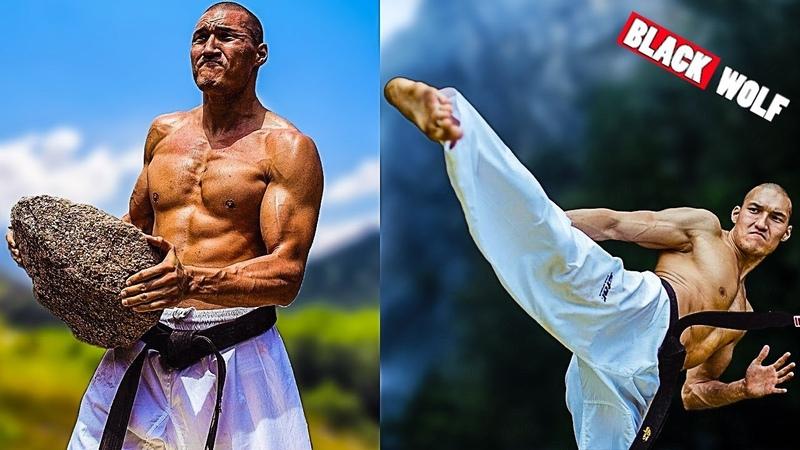 KAZAKH MASTER of TAEKWONDO and AIKIDO - Farabi Davletchin - Motivation