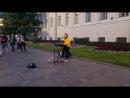 Уличные музыканты, Питер