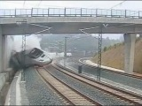 Крушение поезда в Испании 24.07.13