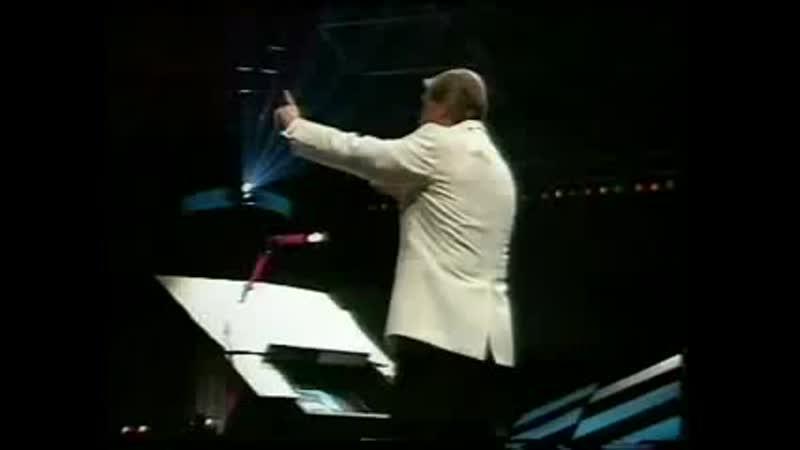537 Vicky Rosti Sata salamaa Eurovision 1987 Finland 15th place