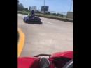 Kyle Busch Go Kart