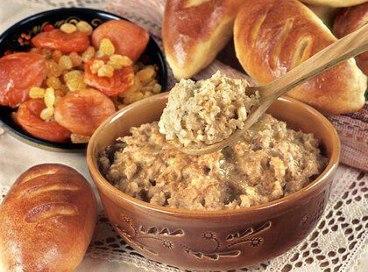 Вегетарианство в Древней Руси