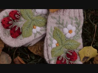 SVS - варежки, митенки и шапки Handmade