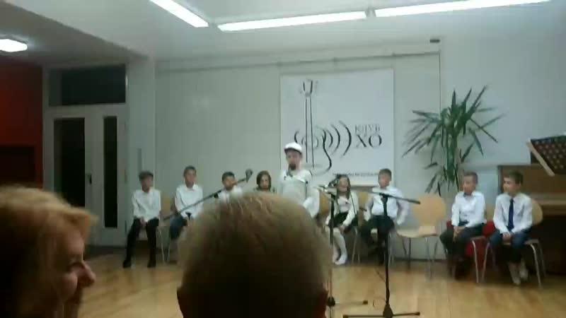 Концерт посвященный Юрию Визбору