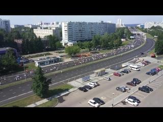КАМСКИЙ ПОЛУМАРАФОН 2018 Набережные Челны