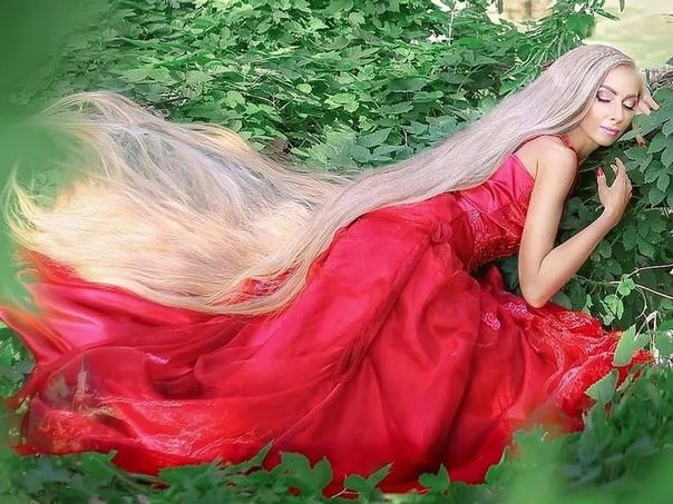 Девушка не стрижёт волосы уже 30 лет. 35-летняя жительница Одессы Алена Кравченко прославилась своими роскошными волосами. Будучи 5-летней девочкой, она точно решила, что будет отращивать