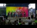 4 отряд 1смена Танцы в Монолите