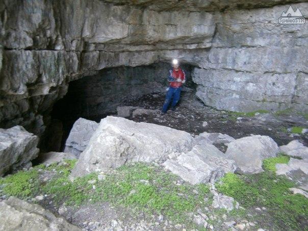 Зал пещеры Девичья