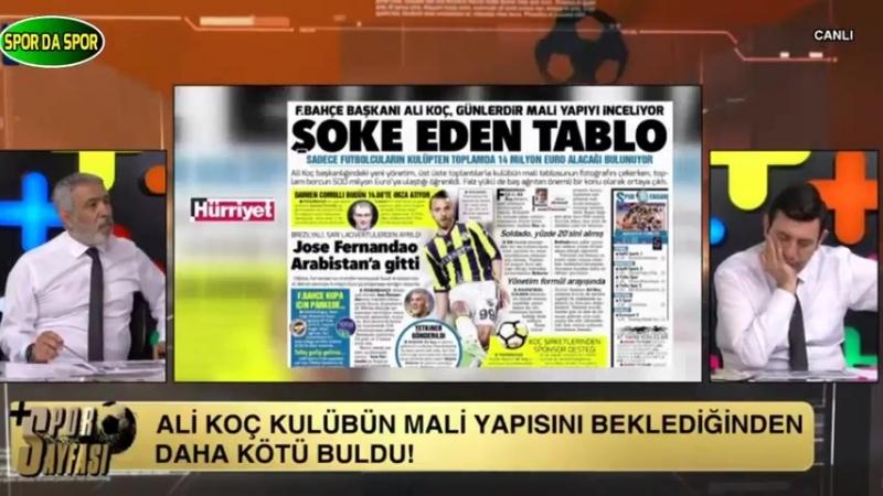 Spor Sayfası Murat Özarı ve Fikret Engin ile Spor Gündemi 13 Haziran 2018