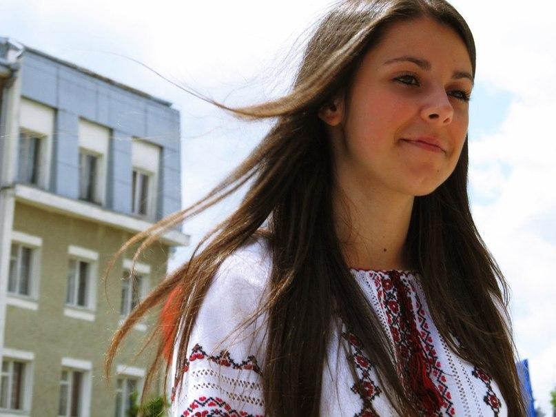 Фото красивої українки