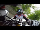 BRUCEY has a BRAY HILL moment! Isle of Man TT 2015 - ON BIKE - Road Racing - Bruce Anstey - Honda