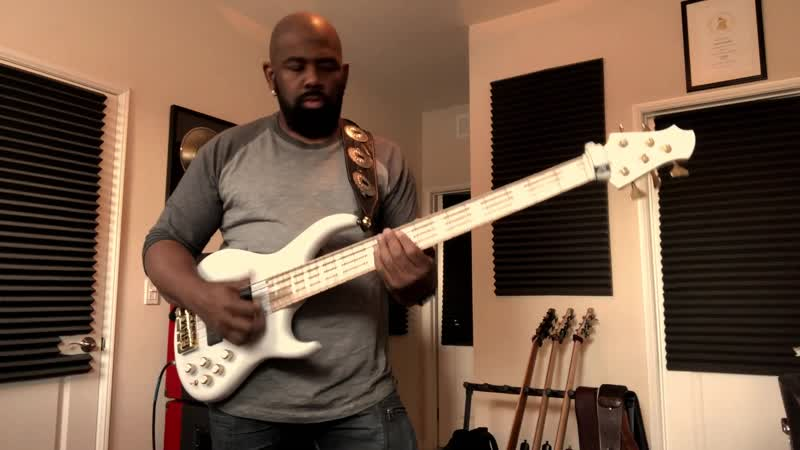 Andrew Gouchè - Funky-Slap_gruv-in-F