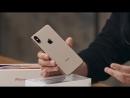 Rozetked iPhone Xs Max распаковка и впечатления
