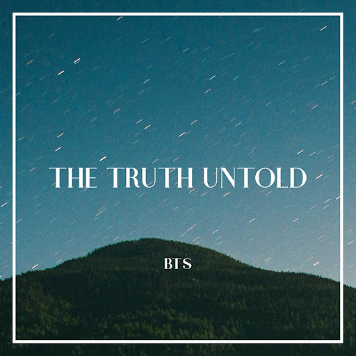 Альбом BTS The Truth Untold