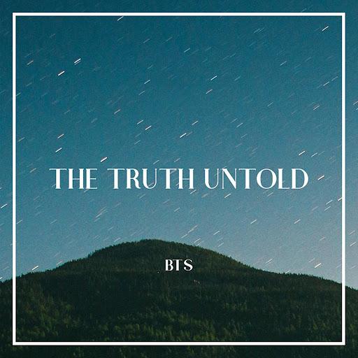 BTS album The Truth Untold