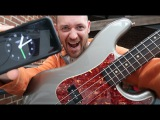 The ULTIMATE timing test for bass players... will you PASS or FAIL