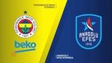 Fenerbahce Beko Istanbul - Anadolu Efes Istanbul Highlights Turkish Airlines EuroLeague Semifinals. Евролига. Финал четырех. Обзор. Фенербахче - Анадолу Эфес