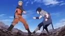 Наруто Наруто против Саске-альтернативный бой.