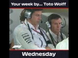 Your week by Toto Wolff