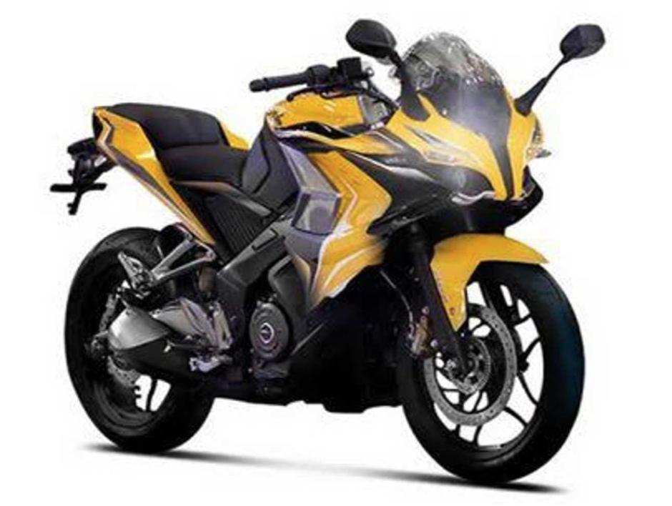 Мотоцикл Bajaj Pulsar RS400 представят в августе